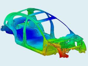 car-linear simulations